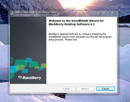 Blackberry Sebagai Modem (2/3)